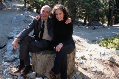 Leonard & Lorca Cohen