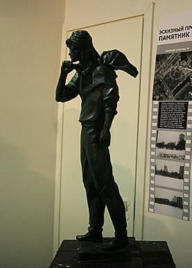 скульптура работы С.Серебряковой
